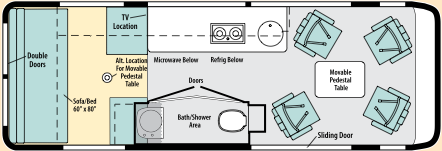 ImageEra 170X Floor Plan