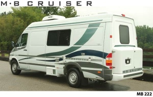 Mb Cruiser Sprinter Wiki